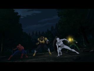 Совершенный Человек-Паук 1 сезон 3 серия